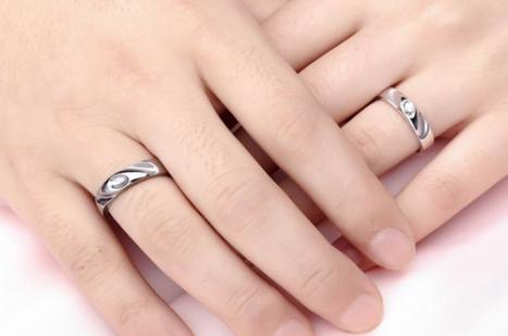 左手无名指手指发麻_婚戒戴哪个手指?——BLOVE婚戒定制中心